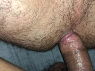 Mexican Daddy Fucking My Hungry Hole