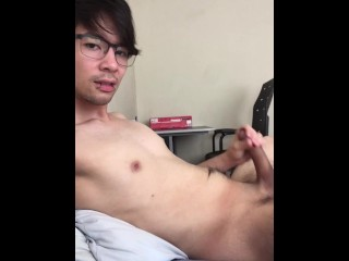 V1 - Wanking Again At Home