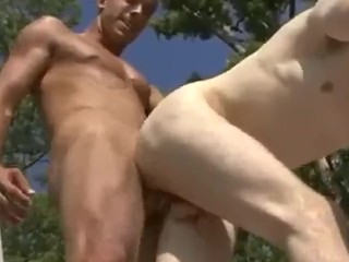 Blonde Stud Fucks Guy On Lake Lanier, Ga