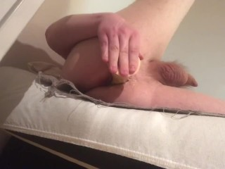Having Fun With My Dildo Pat 1-2